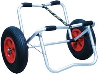 Chariot de transport Eckla Explorer 400, largeur 50 cm,